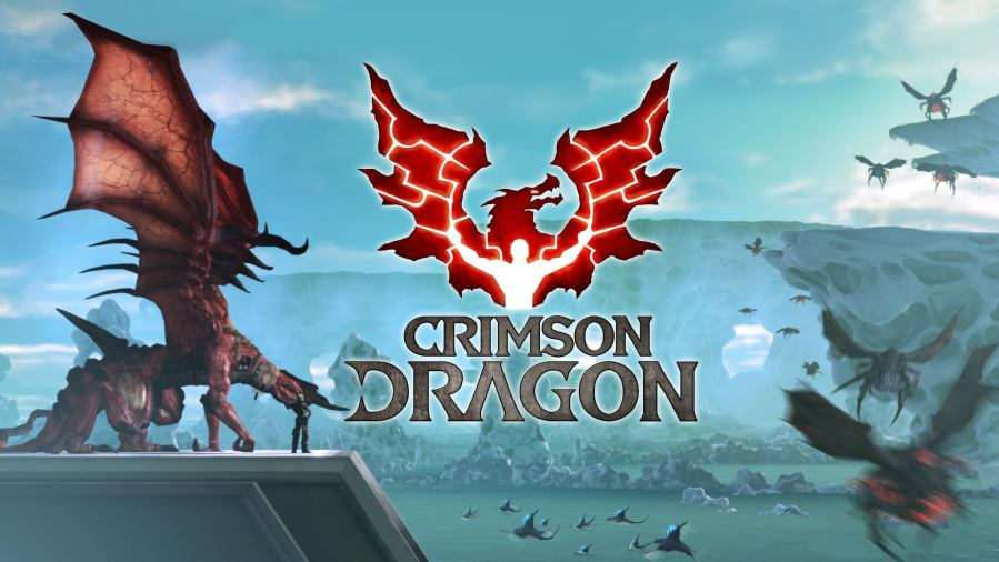 Crimson Dragon Screenshots Soar In E3 Screenshot 1