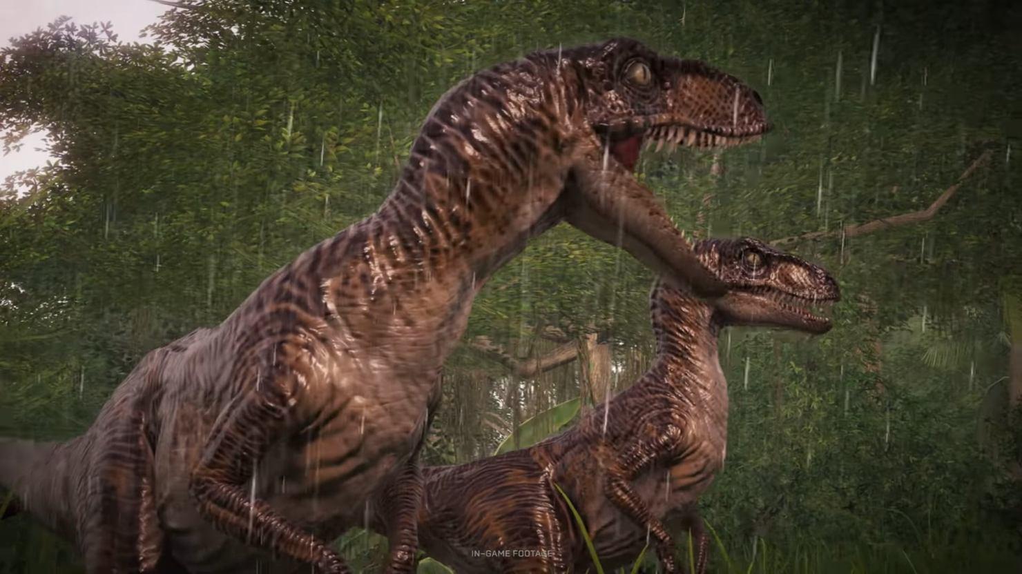 Regreso a Jurassic Park