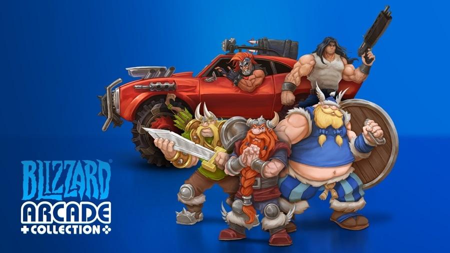 Logros de la colección Blizzard Arcade