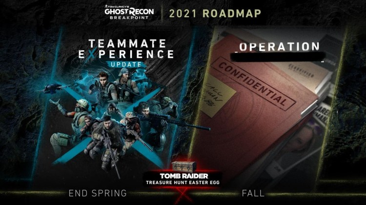 ghost recon breakpoint 2021 roadmap