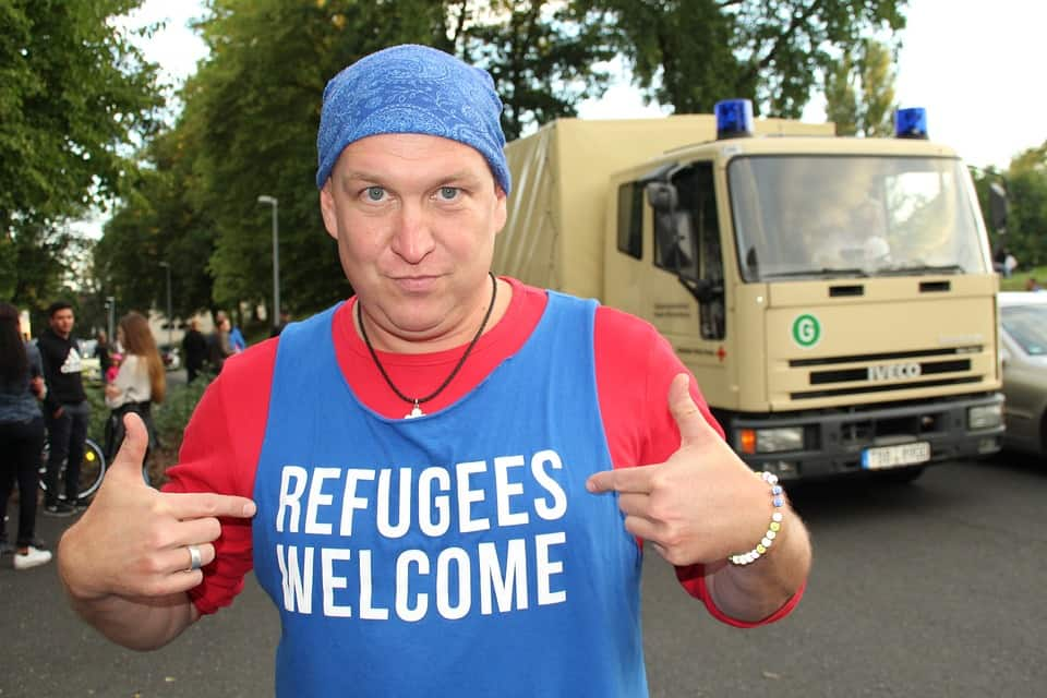 The wonderful welcome Germany gave to refugees last year has left a bitter taste in the mouth for many after the attacks. credit: cc, Pixabay