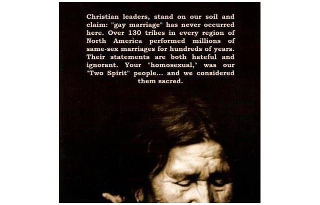 native american gender roles Native american women kept the home and commanded the highest level of respect for their wisdom and skills unlike the gender roles assigned to european-descent.