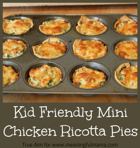 kid friendly chicken recipe