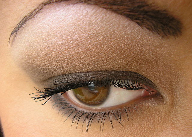sheer eyeshadow