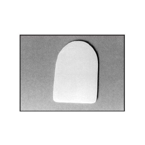 Grizzly Sanding Pad - #9052 Orange Porcelain Heel Pad