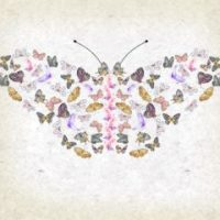 Free Butterflies Printable Wall Art