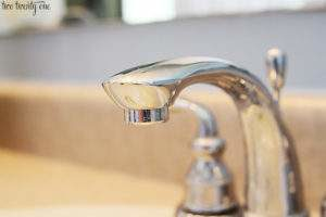 If your faucets have built up calcium, you'll want to know how to deal with the problem.
