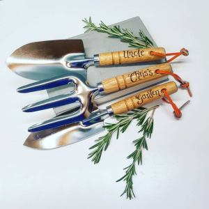 Personalised Garden Tools