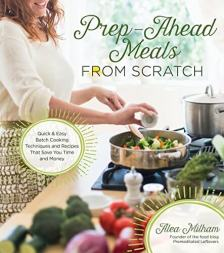 Prep-Ahead Freezer Meals