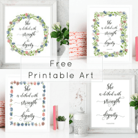 true bliss designs page 3 of 7 free printable wall art and planners