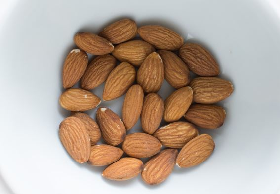 Almonds- Good for overall health
