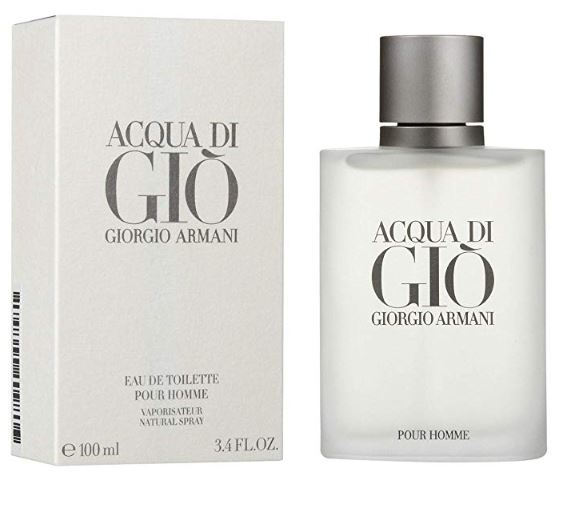Long-Lasting Highly Effective Perfumes-Acqua Di Gio by Armani