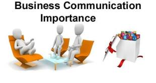 Business communication importance