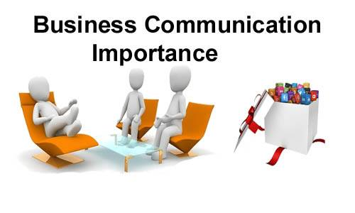 BUSINESS COMMUNICATIONS IMPORTANCE