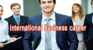 international business career