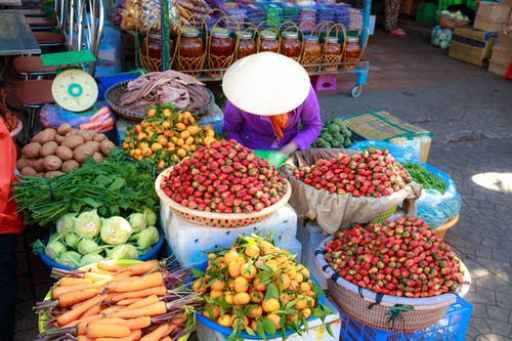 Open a Vegetables and Fruits outlet