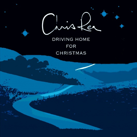 Image result for chris rea driving home for christmas