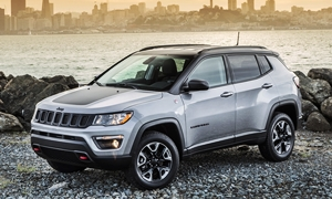 Ford Escape Vs Jeep Compass Price Comparison