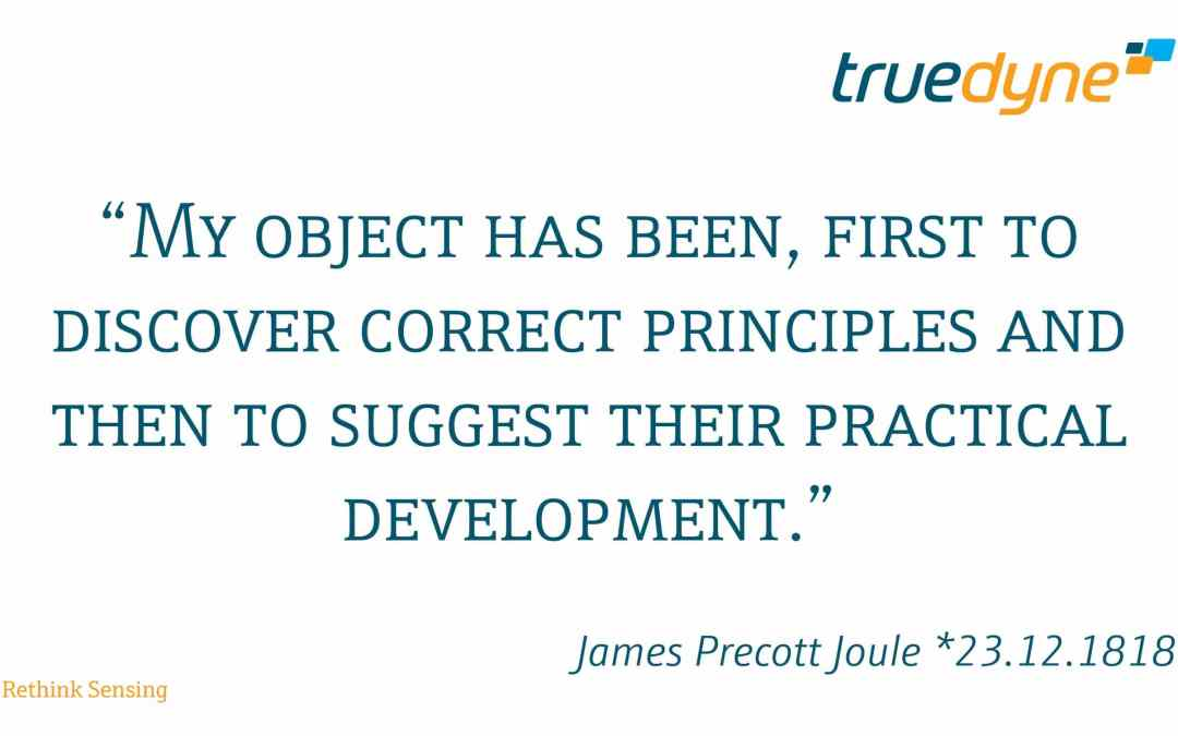 James Precott Joule *23.12.1818