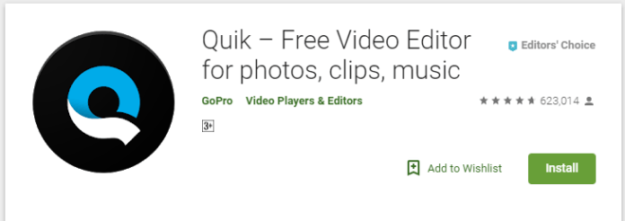 Quick Video Editor For Android