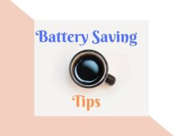 Best battery saving tips for androis ios