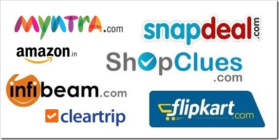 Indian Ecommerce Sites