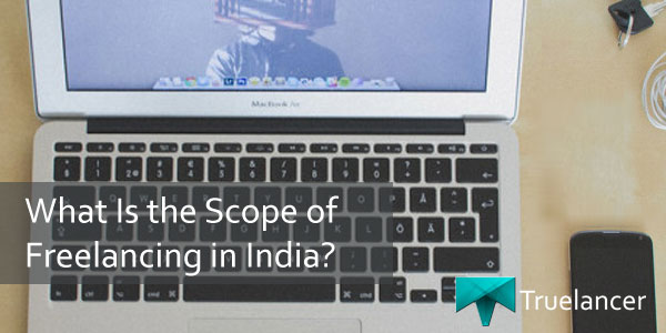 Scope of Freelancing in India Featured Image