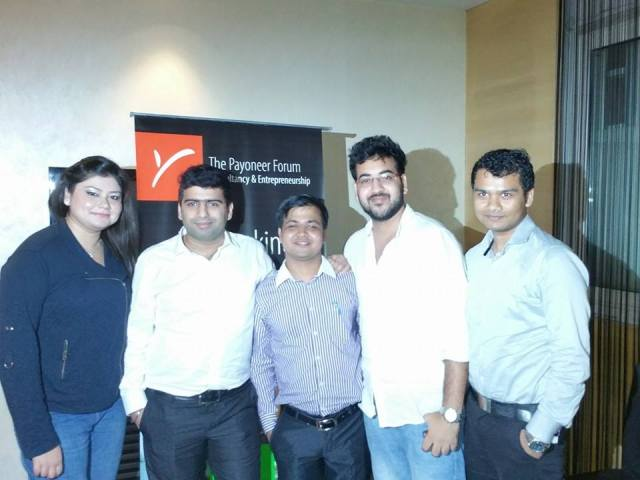 Payoneer Pre Event