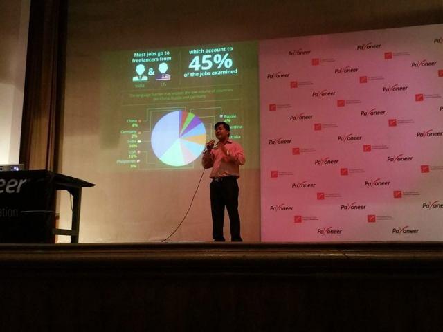 Payoneer Forum - new Delhi
