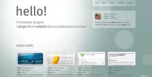 Freelance marketplace Portfolio for freelance business