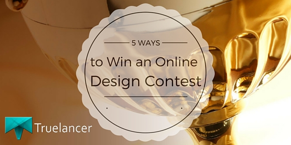 5 Ways to Win an Online Design Contest
