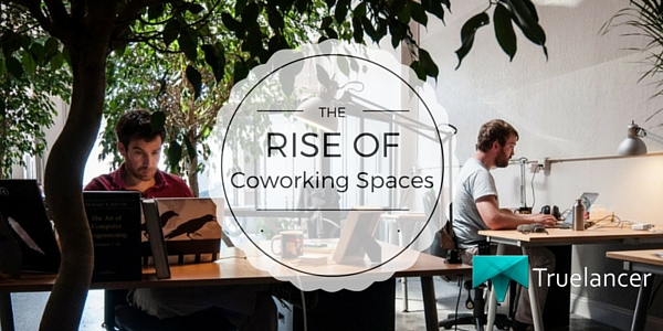 The Rise of Coworking Spaces featured