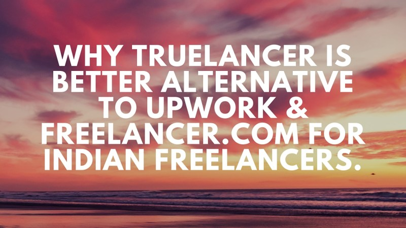 Upwork and Freelance alternative