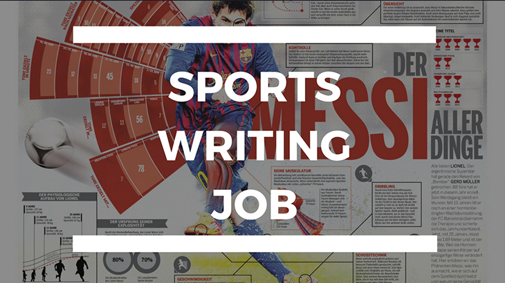 Sports Writing Job, Content writing, Freelance writing job