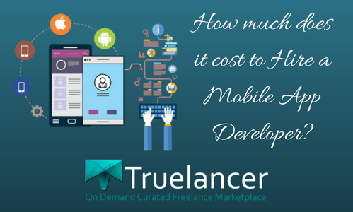 How much does it cost to Hire a Mobile App Developer