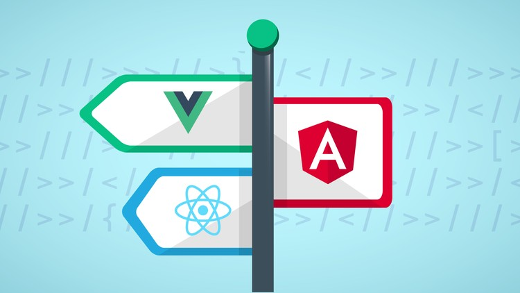 ReactJS vs AngularJS vs Vue JS