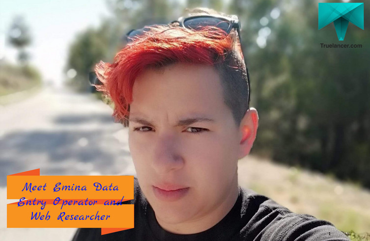 Emina- Data Entry & Web Researcher Freelancer from Croatia earned $805 in 3 months