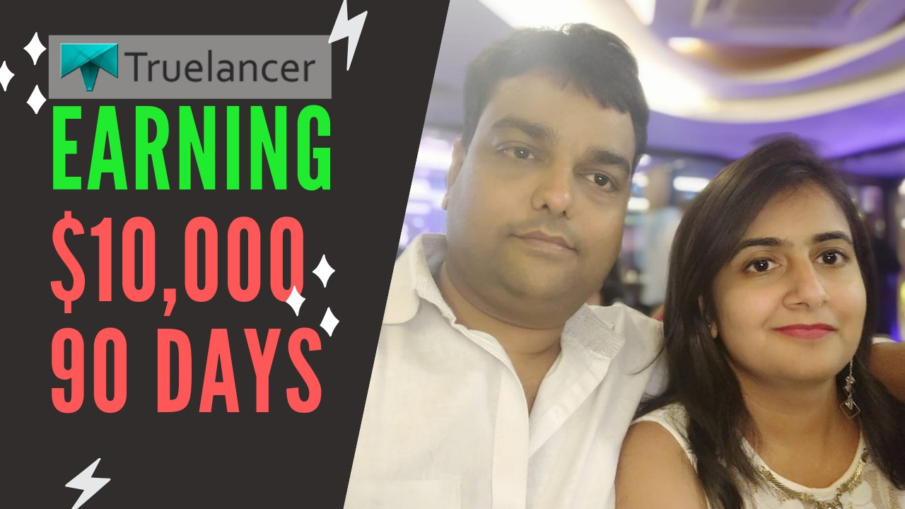Freelancing Success: Meet Vishal Shah who earned $10000 in just 90 days!