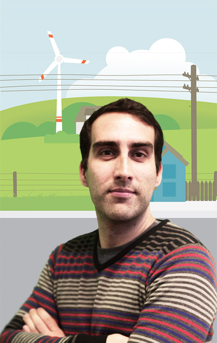 Mario Duarte on gamification cartoon background