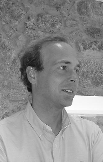 Thomas, diseñador de la joyería Wildenmann