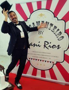 Un café con Yolinda – Entrevista a Dani Rios, O Casamenteiro –