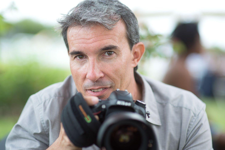 Un café con Yolinda- Eric Parey, fotógrafo profesional –