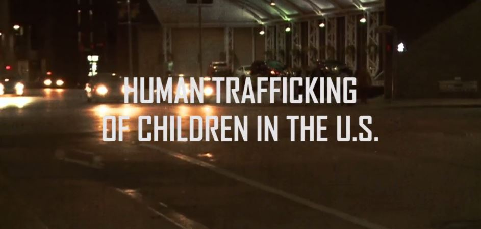 human trafficking of children