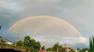 chapala rainbow