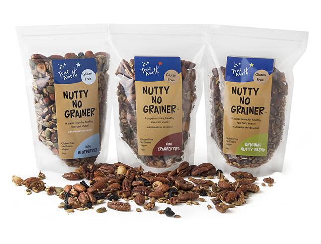 Nutty No Grainer Trio - A grain free granola