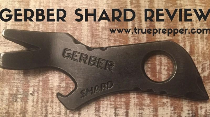 Gerber Shard Review