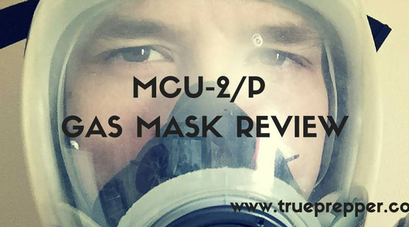 MCU-2/P Gas Mask Review