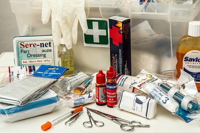 Prepper First Aid Kit