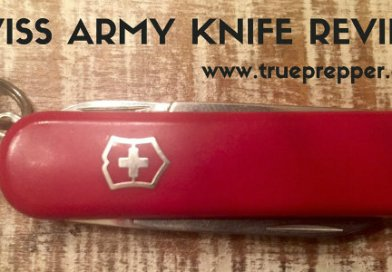 Victorinox Swiss Army Knife Review – Classic SD Pocket Knife