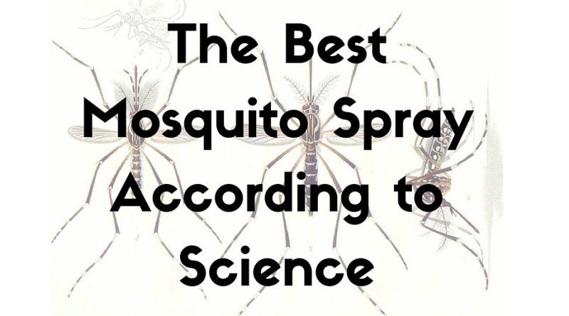 Best Mosquito Spray